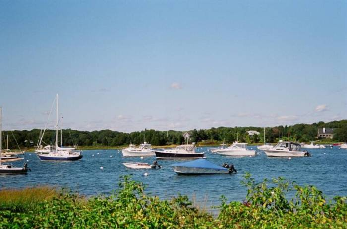 West Falmouth