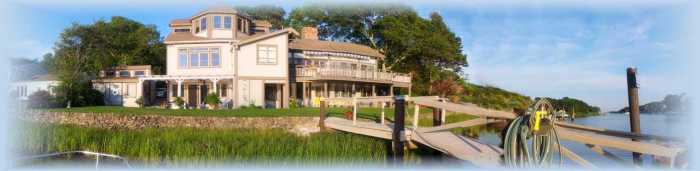 On Popponesset Island, Cape Cod- A Home with REAL SOUL